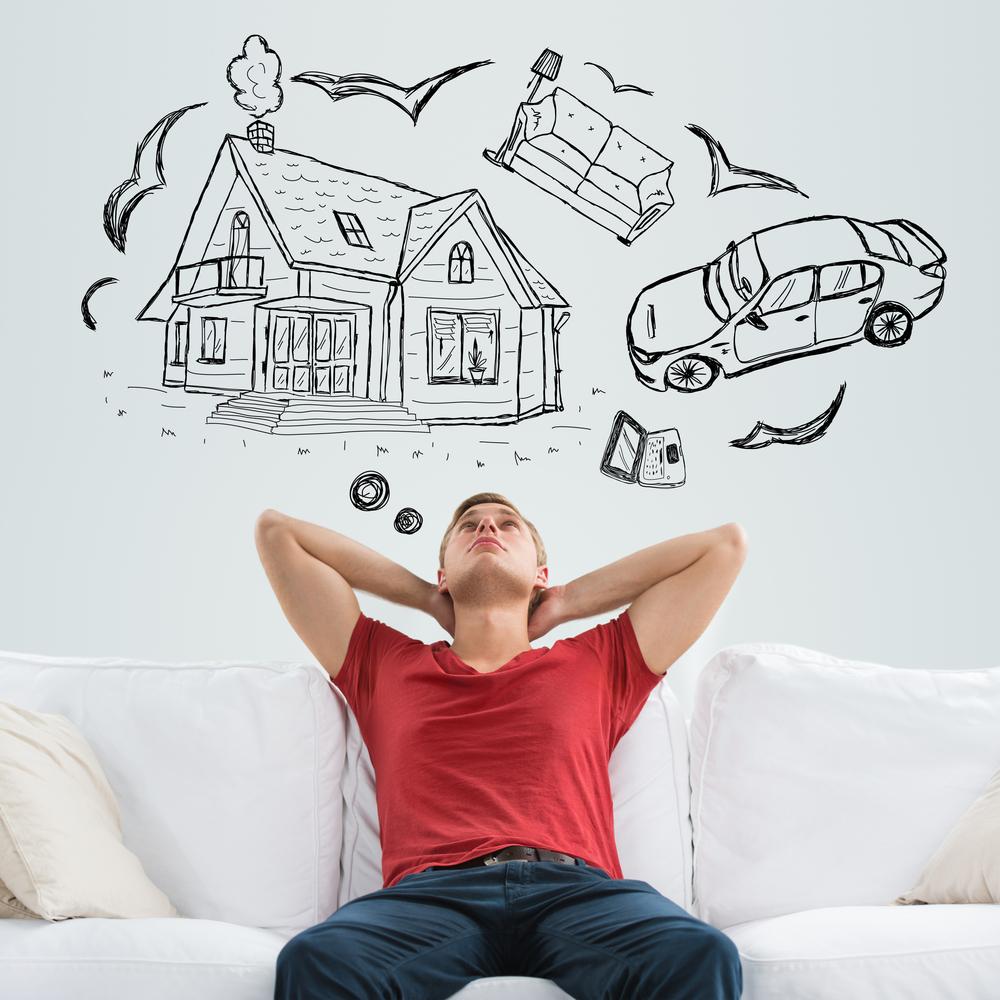 Взять кредит под ипотеку без первоначального взноса